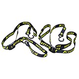 KLIM Single Cam Tiedown Accessories - Black