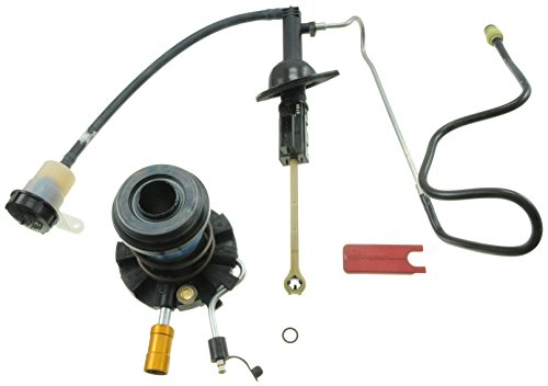 Dorman CC649016 Clutch Master and Slave Cylinder Assembly - Ford Ranger Clutch Master