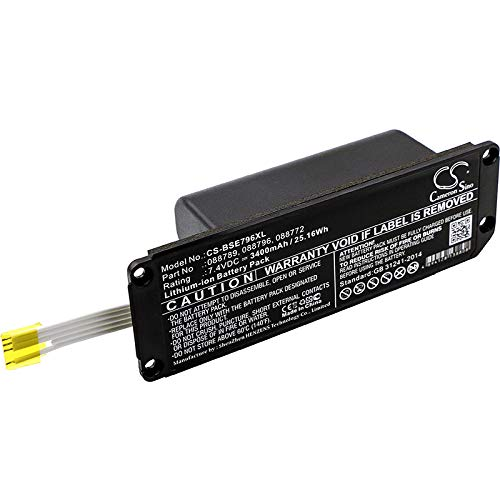 Replacement Battery for Bose Soundlink Mini 2