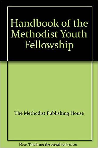methodist youth fellowship mannul