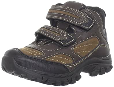 Stride Rite Rugged Ritchie H&L Boot (Toddler/Little Kid),Brown,9 M US Toddler
