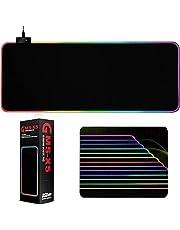 GMS-WT-5 RGB الملونة لوحة ماوس للألعاب كبيرة وناعمة