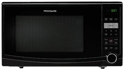 Frigidaire - 1.1 Cu. Ft. Mid-size Microwave - Black