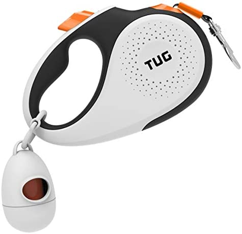 TUG Medium White Orange Retractable