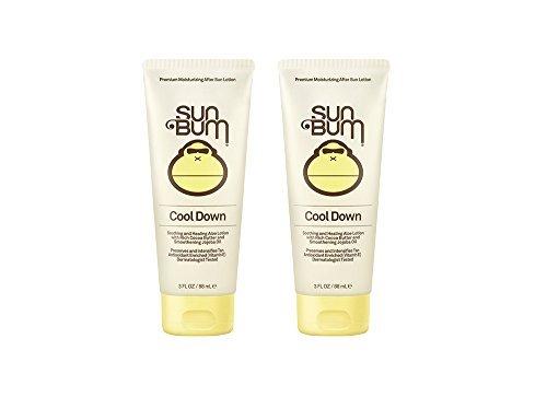 Sun Bum Cool Down TrPop Hydrating After Sun, 3 oz - After Su