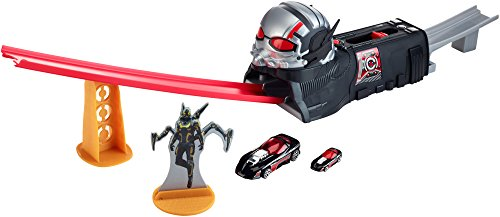 Hot Wheels Marvel Ant-Man Shrink Chamber Shoot-Out Track Set