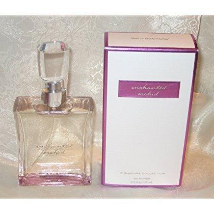 Bath and Body Works Enchanted Orchid Eau De Toilette Perfume Spray 2.5 fl oz