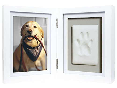 Pearhead 83016 Photo Frame with Pet Pawprint Imprint Kit