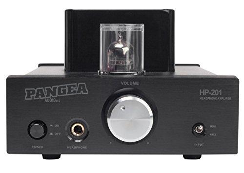 Pangea Audio HP 201 Tube Headphone Ampli - 12ax7 Audio Shopping Results