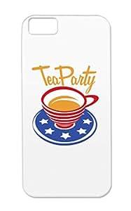 TPU Navy News Politics Parties 2012 Elections Tea Party Political America For Iphone 5c Tea Case