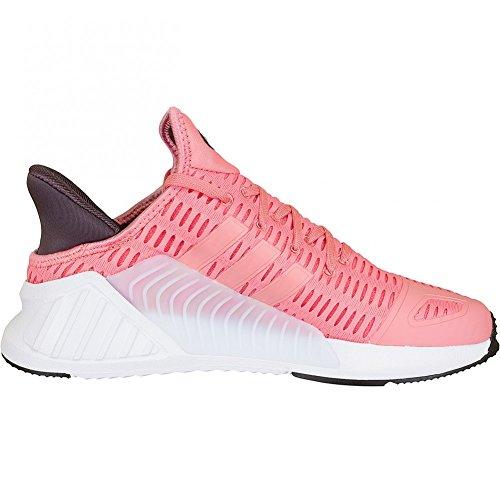 Adidas Originals Damen Sneaker Climacool 02/17 Pink/Weiß Pink/Weiß