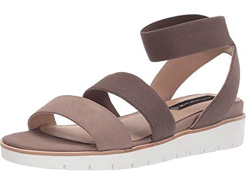 Steven Steve Madden Women's GAMBEL Sandal, Taupe Multi, 6.5 M US (Steve Madden Sandals)