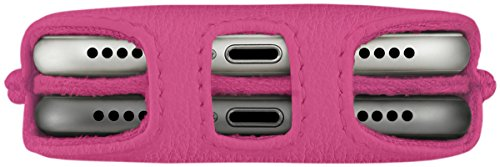 ullu Sleeve for iPhone 8 Plus/ 7 Plus - Indian Pink Pink UDUO7PPL07 by ullu (Image #3)