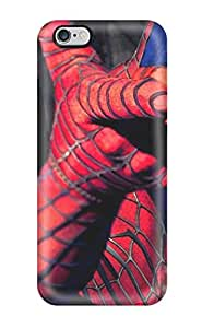 Case Cover Skin For Iphone 6 Plus (spider-man)