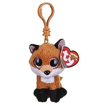 Ty - Ty36613 - Felpa - Clip de Beanie Boo - Slick Fox