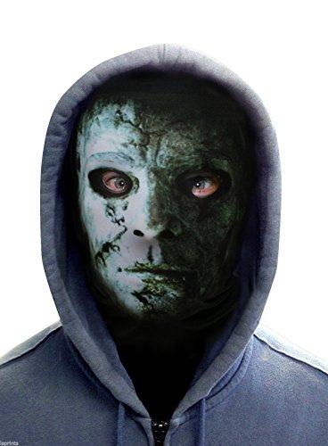 FACE SKINZ - SERIAL KILLER FACE Lycra Face Mask -