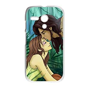 Motorola Moto G Phone Case White Tarzan CXF350290