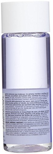Almay Oil-free Eye Makeup Remover Liquid, 4 Fluid Ounce (Pack of 7)