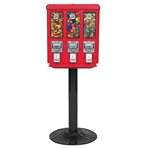 Selectivend Multi-Vending Gumball Machine with Stand
