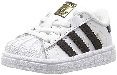 best loved 69dd1 8a938 adidas Superstar - Zapatillas de deporte infantiles unisex  adidas Originals   Amazon.es  Zapatos y complementos