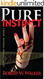 Pure Instinct (Instinct Series Book 4)