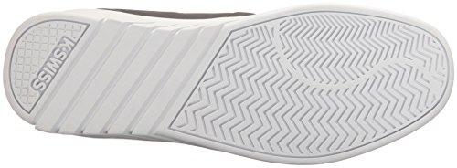 Aero Grau Swiss K Kitten White Damen Plum Trainer Sneaker O1AvAx