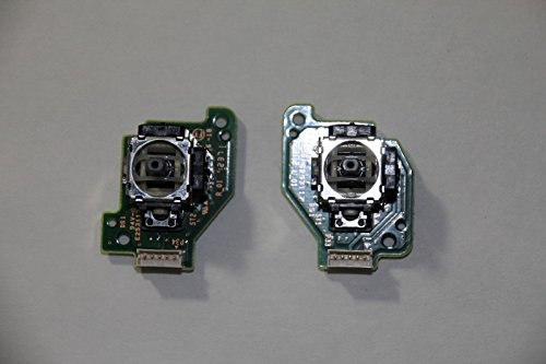 Gametown® Analog Stick with PCB Board for Nintendo Wii U GamePad Controller Left Right Set by Gametown® (Image #1)