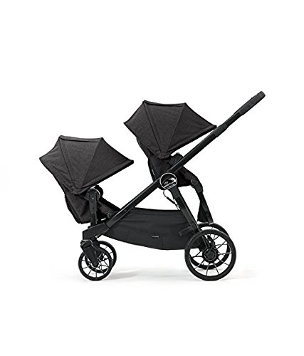 Baby Jogger 2017 City Select LUX Double Stroller (Granite)