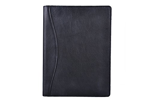 iCarryAlls Leather Organizer Padfolio Letter Size