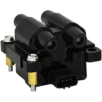 car parts for saab subaru impreza baja 3 way pencil ignition coil wiring  connector plug x4
