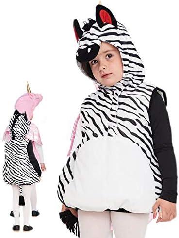Disfraz Cebra Bebé - Animales Carnaval (3-4 años) (+ Tallas ...