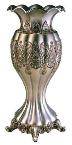Ore International K-4199V Traditional Royal Decorative Vase,