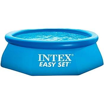 Intex ocean reef snapset inflatable pool 8 39 x for Piscinas intex baratas