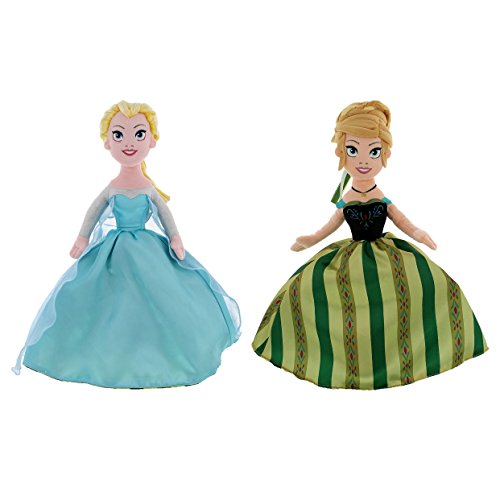 disney parks exclusive frozen princess elsa anna