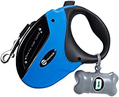 TaoTronics retractable dog leash 16 ft