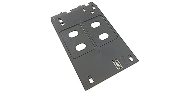 Bandeja Inkjet PVC Tarjeta para Canon J Impresoras Bandeja: Amazon ...