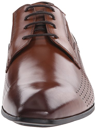 Kenneth Cole New York Mens Top Of The Line LE Oxford Cognac j5AoE9wFZ