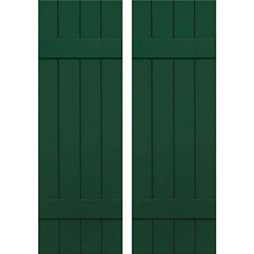 Ekena Millwork CWB15X073CGC Exterior Four Board