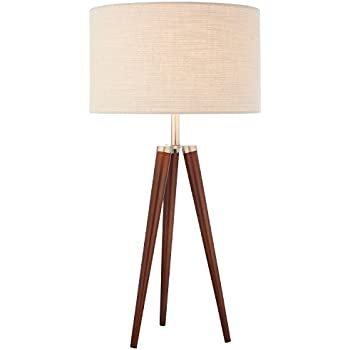 Stone beam modern tripod table lamp 2775h with bulb ivory stone beam modern tripod table lamp 2775h with bulb ivory aloadofball Image collections