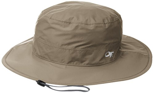 Outdoor Research Cloud Forest Rain Hat, Walnut, Large/X-Large