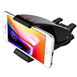 MoKo Universal Phone Car Mount - Hippo Mouth Style Windshield Dashboard Stand Holder