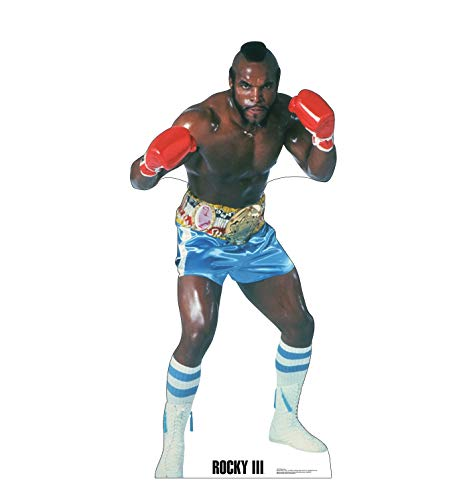Advanced Graphics Clubber Lang Life Size Cardboard Cutout Standup - Rocky III (1982 Film)
