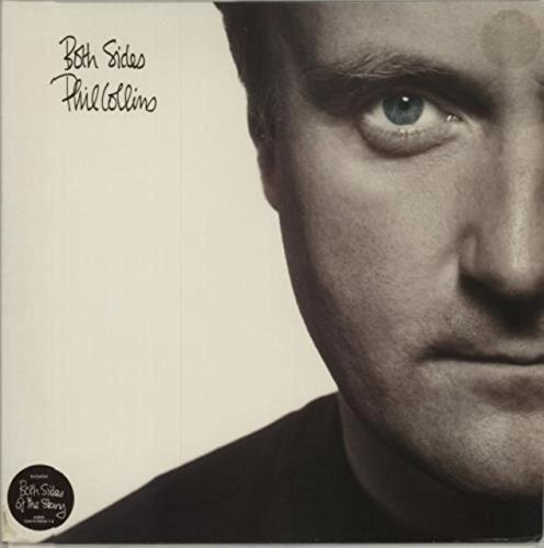 phil collins both sides vinyl - 3