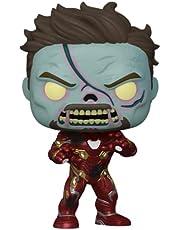 Funko Pop! Marvel: What If? Zombie Iron Man Multicolor 57379