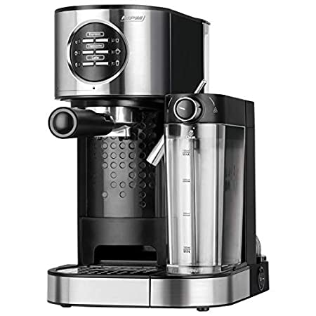 MPM MKW-07M Cafetera Express 15 Bares, para Realizar café Espresso ...