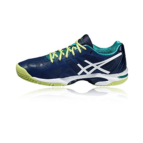 Homme 3 Gris Solution Asics Speed Gel Blue Chaussures de Tennis 0v1q1a