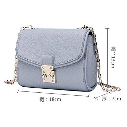 Diagonal Bag Pink Shoulder Fashion Woman Simple Portable nqxHw7C40