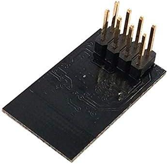 STA DREI Modi STA AP mit 1MB Flash Unterst/ützung CAOLATOR ESP8266 ESP-01 WLAN WiFi Wireless Transceiver Modul Compatible with Arduino Unterst/ützt AP