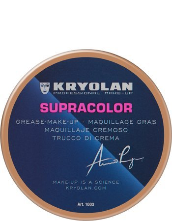 (Kryolan 1003 SUPRACOLOR 55ML Cream Make-up (ELO) )