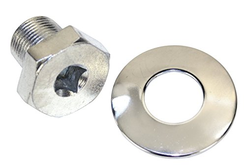 Empi 16-6802 Broached Steel Crank Pulley Bolt,Ea, Vw Bug, Baja, Sand Rail, Dune Buggy